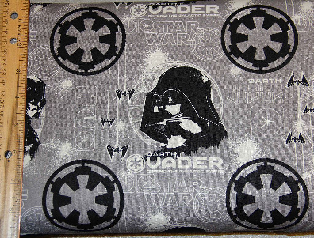 Star Wars Rogue One Darth Vader Fabric