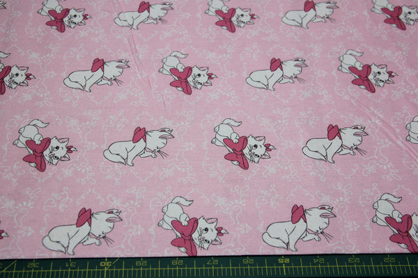 The Aristocats -Marie fabric