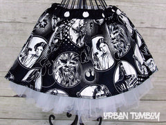Star Wars Classic Hero Circles Skirt & Tutu Set