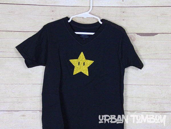 Nintendo Star Short Sleeve T-Shirt