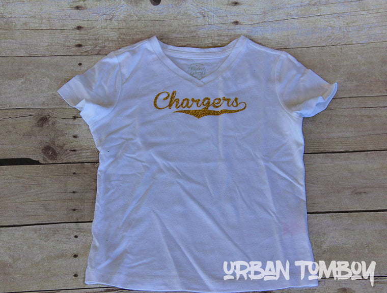 Chargers Short Sleeve T-Shirt