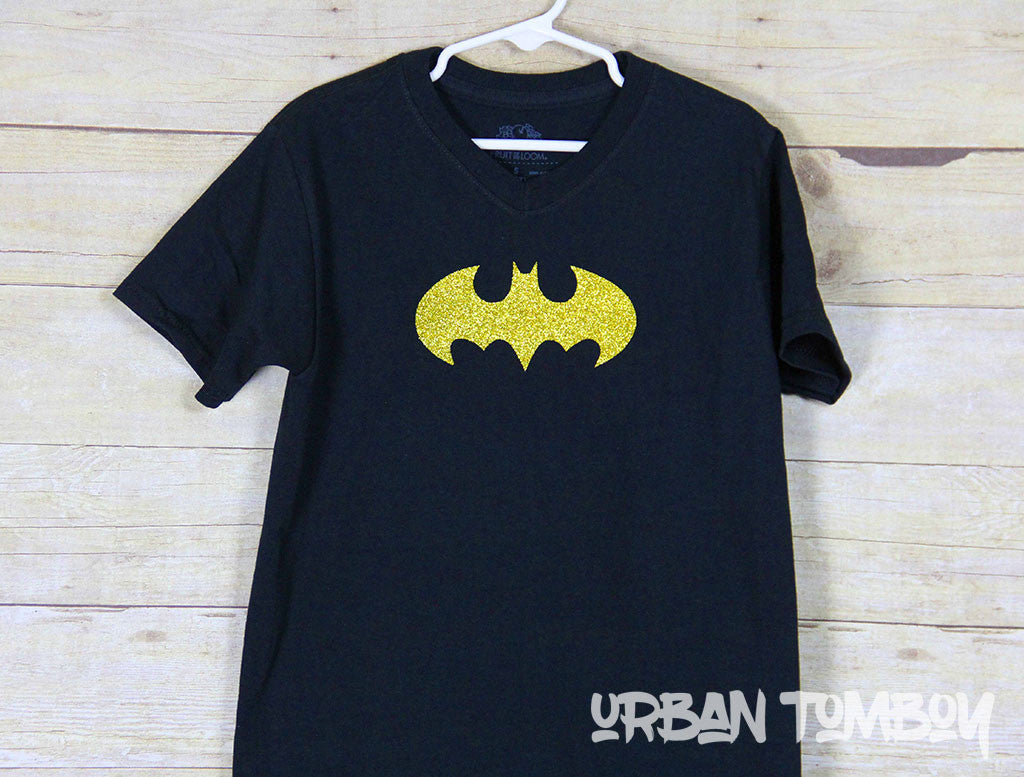 Batman Logo Short Sleeve T-Shirt