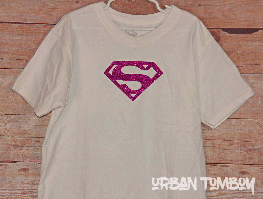 Superman Logo Short Sleeve T-Shirt