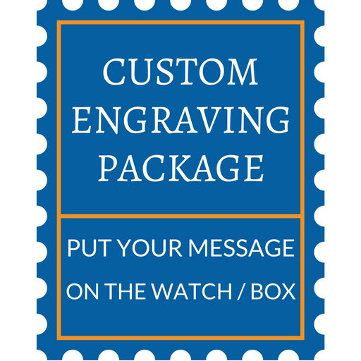 Custom Engraving Package