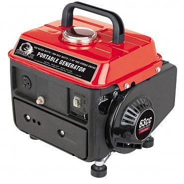 Storm Cat 900 Peak/800 Running Watts, 2 HP (63cc) Gas Generator