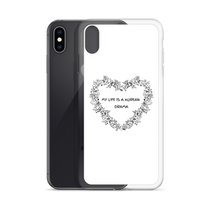 My Life is a Korean Drama iPhone Case