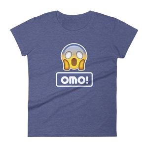 Omo! Women Short Sleeve T-shirt