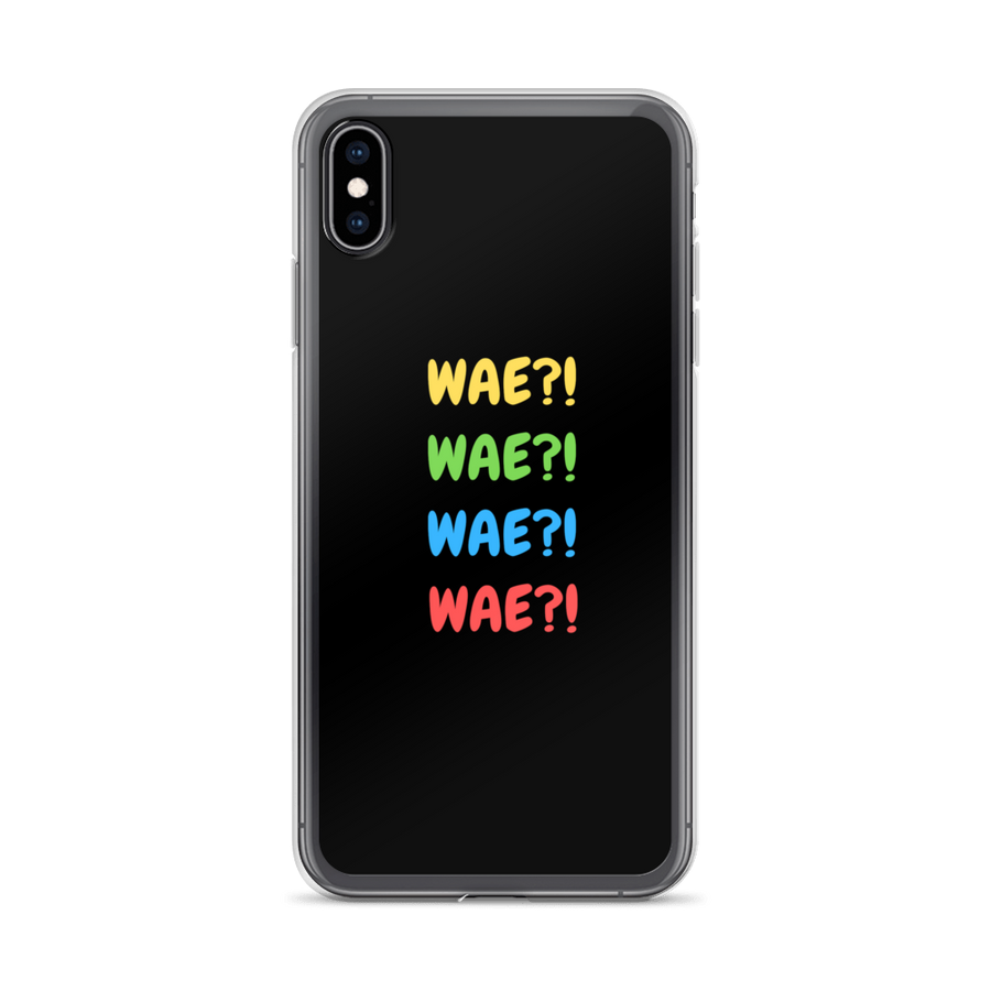 Wae! Wae! Wae! Wae! iPhone Case