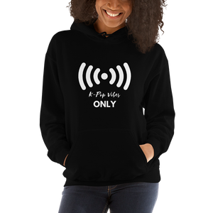 K-Pop Vibes Only Unisex Hoodie