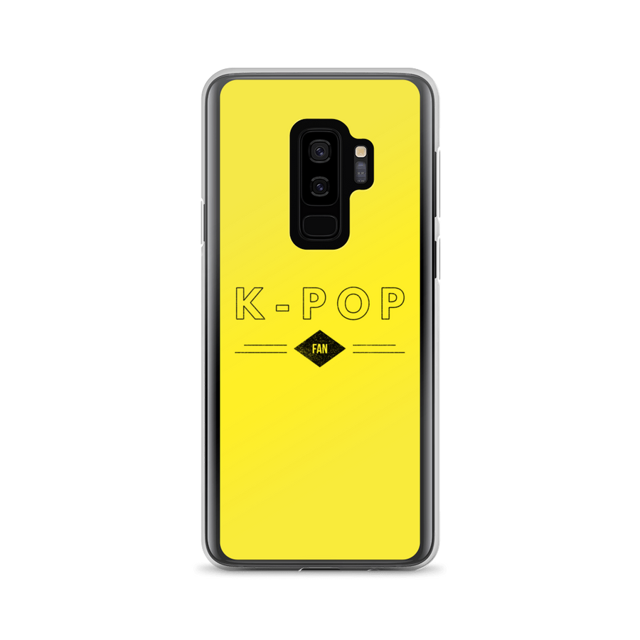 K-Pop Fan Samsung Galaxy Case