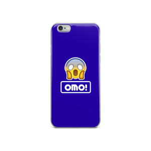 Omo! iPhone Case