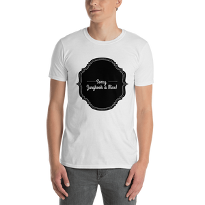 Sorry. Jungkook is Mine! Unisex Short Sleeve T-shirt