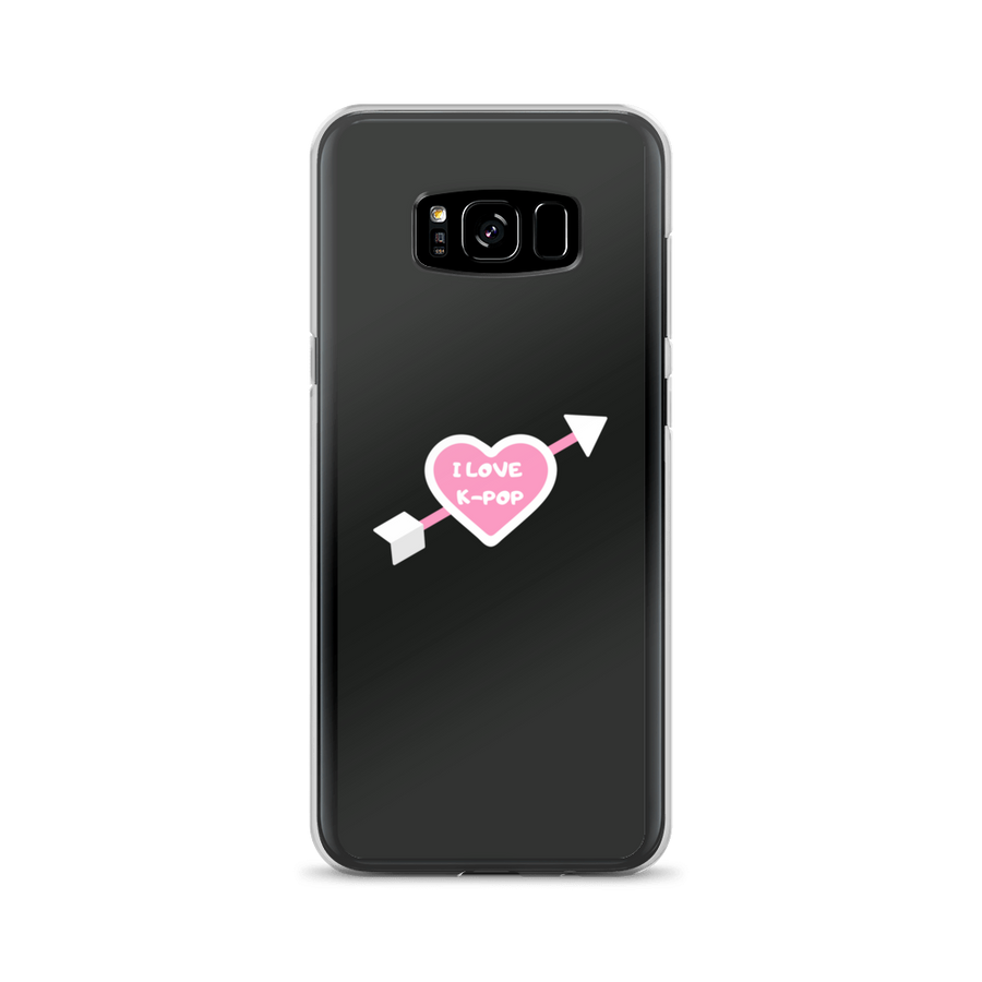I Love K-Pop Samsung Galaxy Case