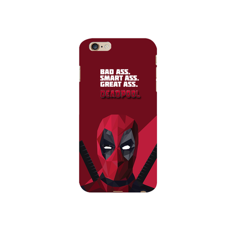 Bad Ass Deadpool | Covervilla.com - Mobile covers & cases