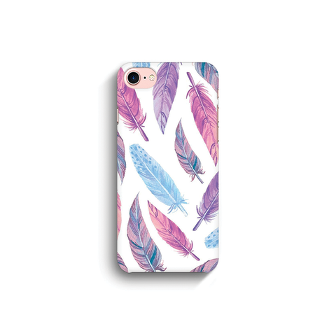 Colored Feather | Covervilla.com - Mobile covers & cases