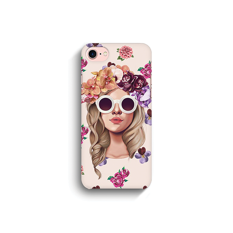 Flooral Hair | Covervilla.com - Mobile covers & cases