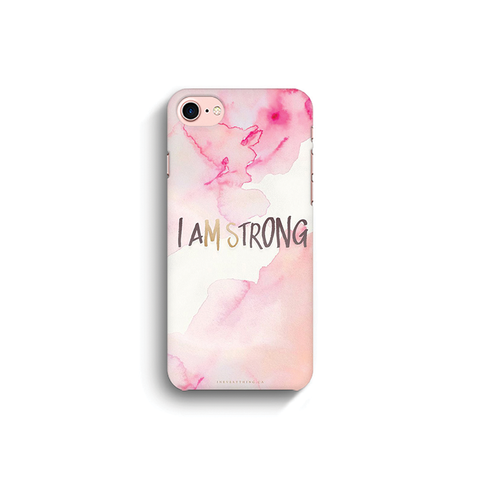 I am Strong | Covervilla.com - Mobile covers & cases