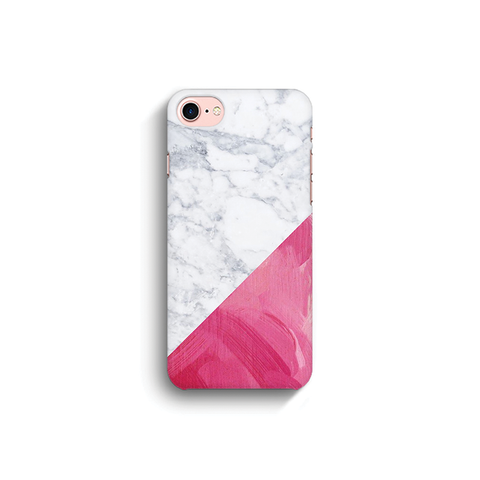 Pink Marble | Covervilla.com - Mobile covers & cases
