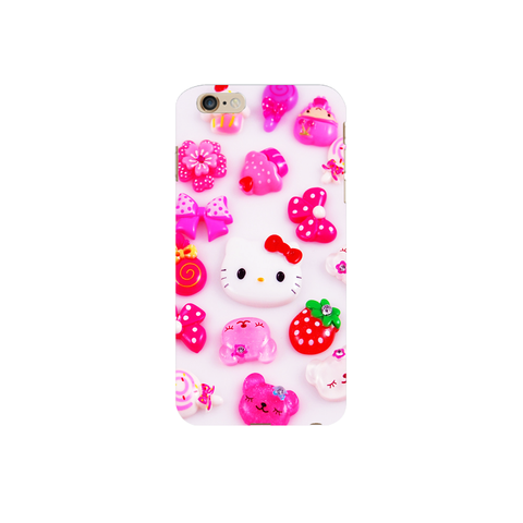 Pinky Kitty | Covervilla.com - Mobile covers & cases