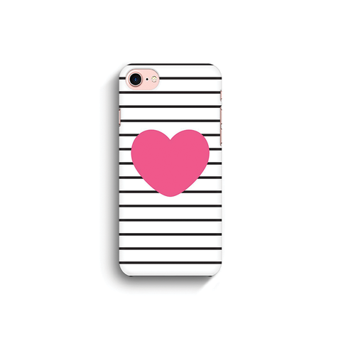 Stripped Heart | Covervilla.com - Mobile covers & cases