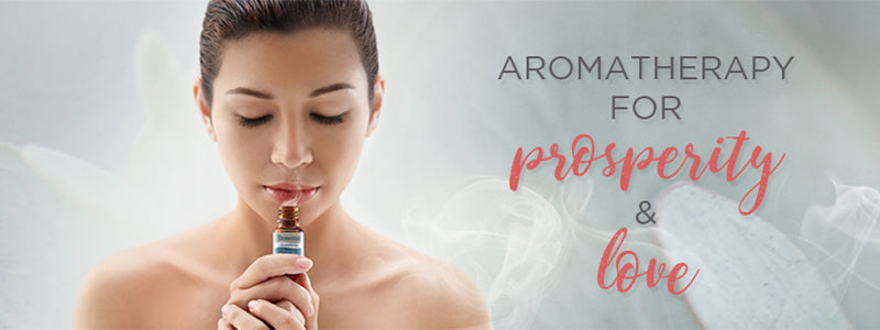 Aromatherapy for Prosperity & Love