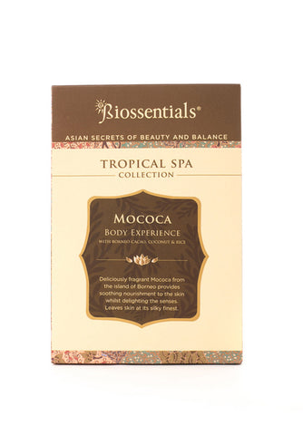 <strong>Biossentials Tropical Spa </strong> <div>     <strong>Body Treatment Sachets set of 6</strong> </div>