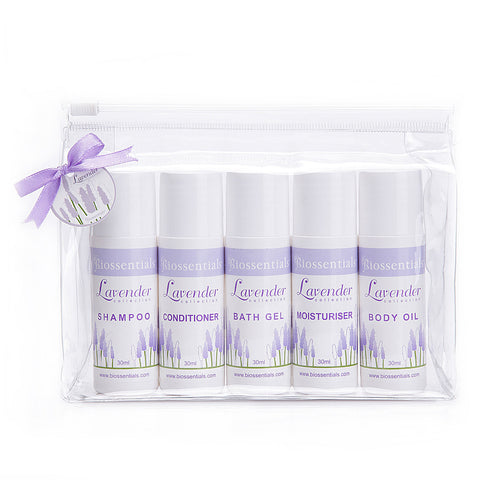 Lavender Collection Travel Set