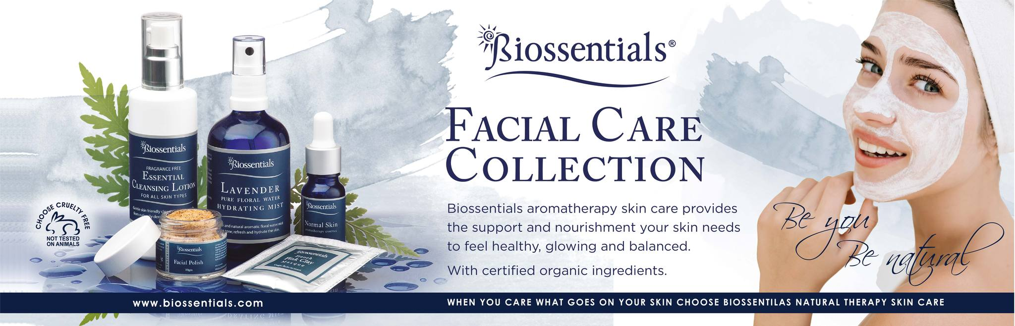 Biossentials Aromatherapy Collection