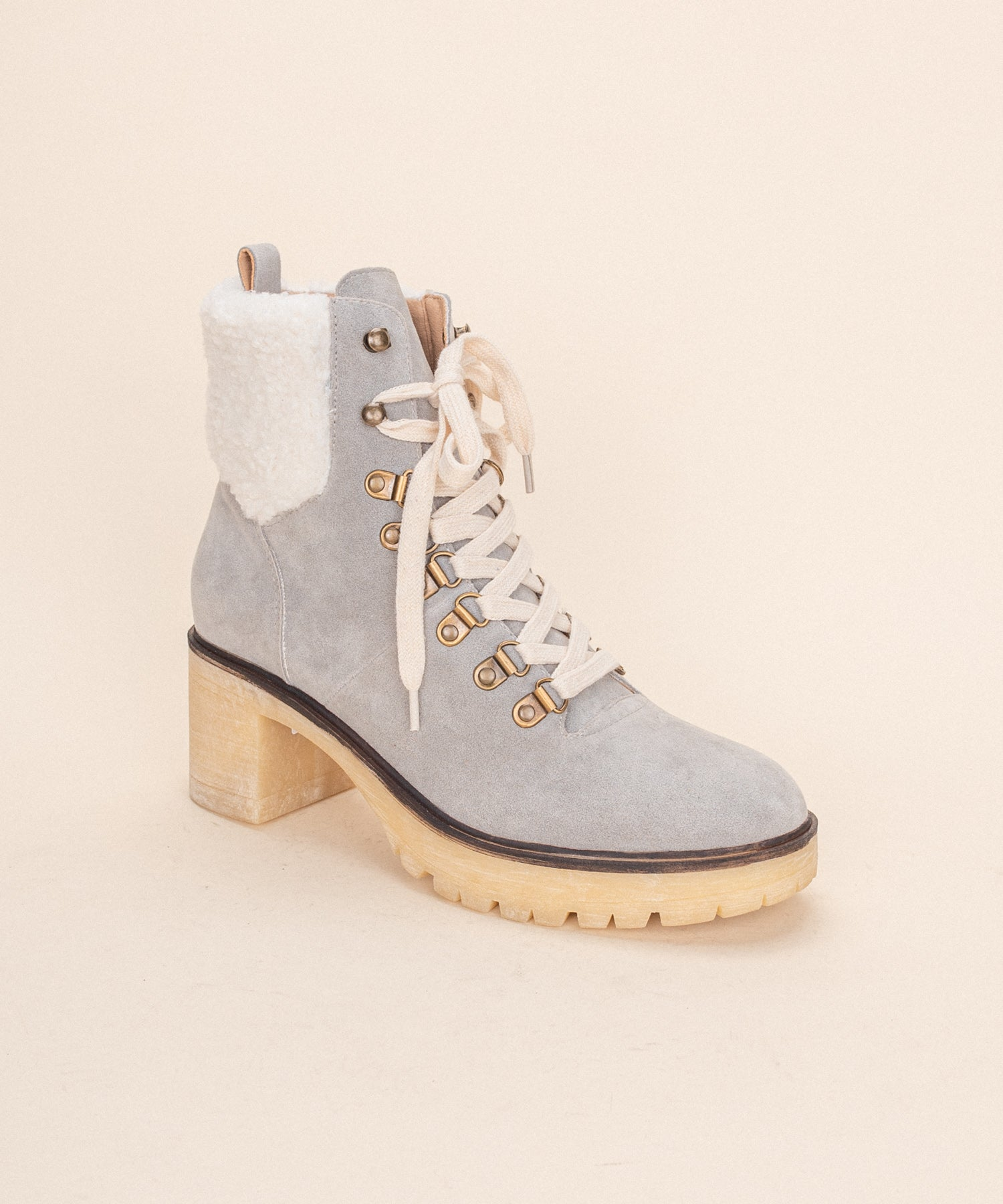 Monroe •  Contemporary Military Bootie