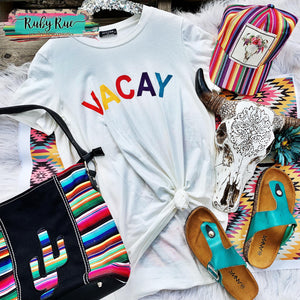 Vacay Tee - Ruby Rue Jewelry & Accessories