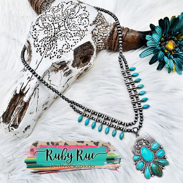 The Alice Necklace - Ruby Rue Jewelry & Accessories