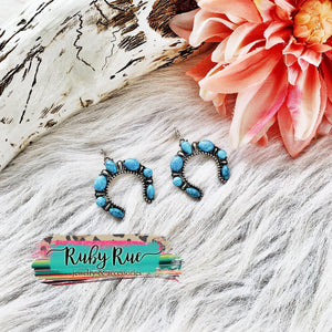 Backroad Babe Squash Earrings - Ruby Rue Jewelry & Accessories