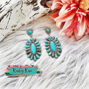 The Paisley Earrings - Ruby Rue Jewelry & Accessories