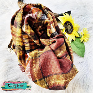 The Maple Infinity Scarf - Ruby Rue Jewelry & Accessories