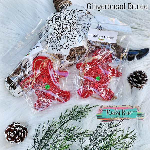 Christmas Car Freshies - Ruby Rue Jewelry & Accessories