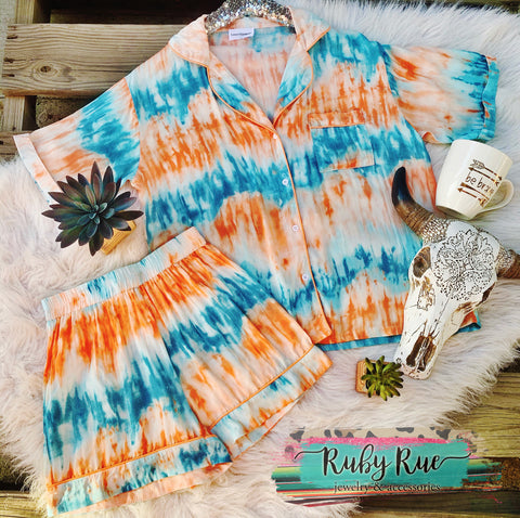Tye Dye Lounge Set