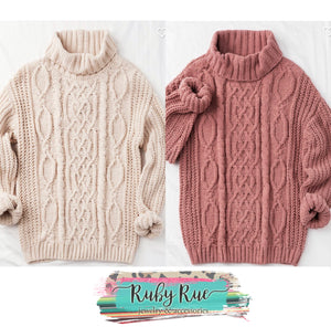 The Abigail Sweater