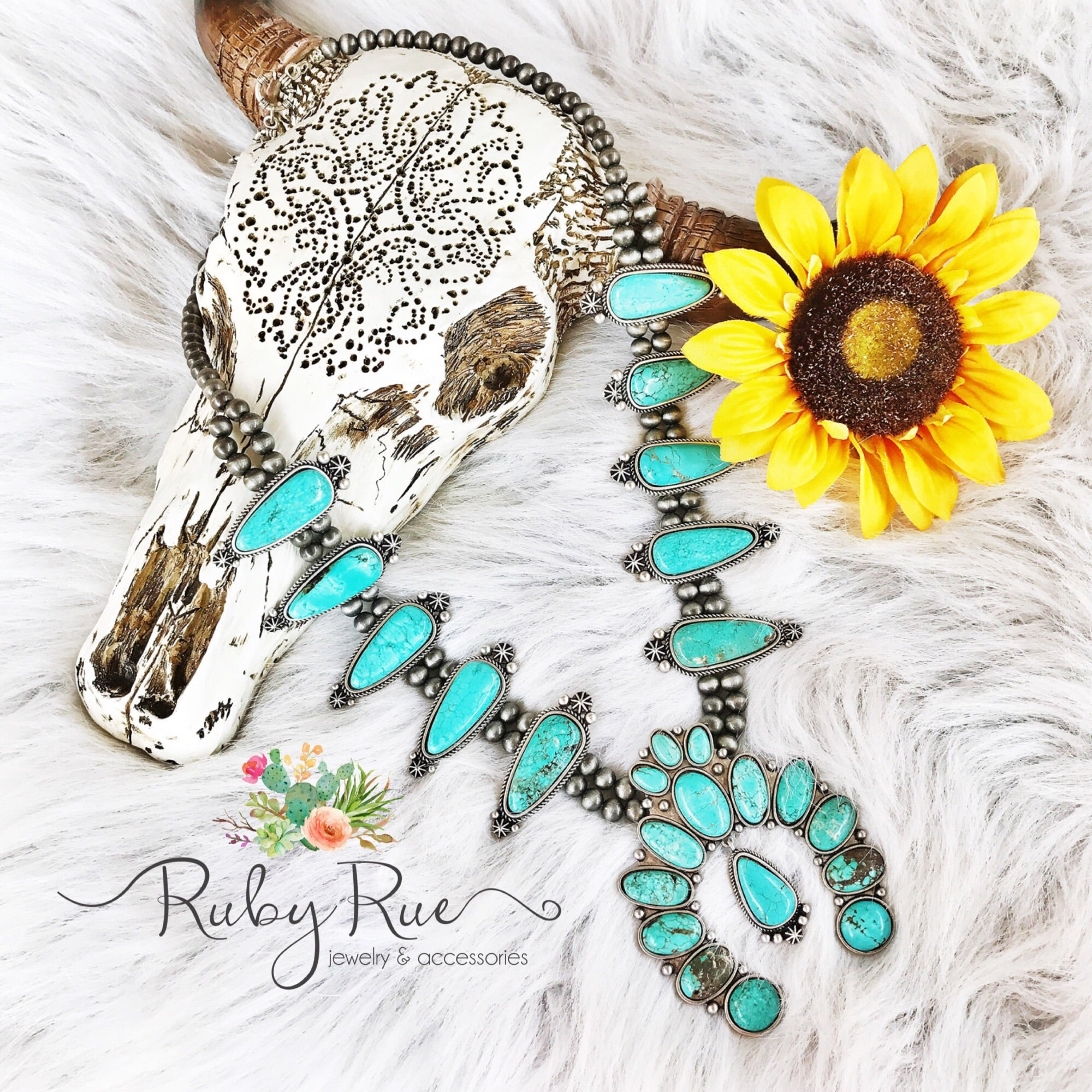 The Skylar Squash Necklace - Ruby Rue Jewelry & Accessories