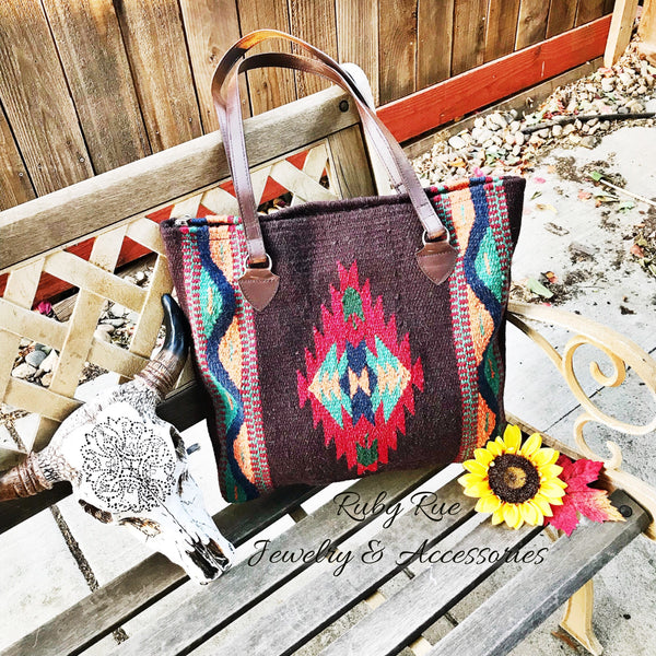 The Gentry Tote - Ruby Rue Jewelry & Accessories