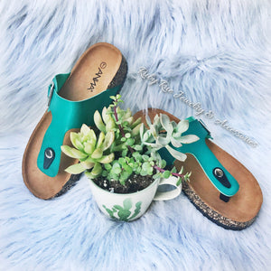Ruby Rue Summer Sandals - Ruby Rue Jewelry & Accessories