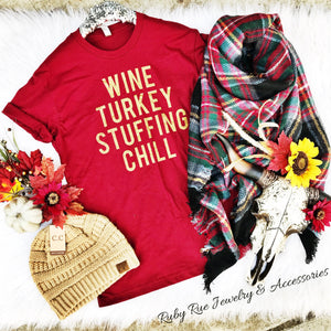 Thanksgiving Tee - Ruby Rue Jewelry & Accessories