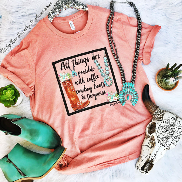 Exclusive Ruby Rue Tee - Ruby Rue Jewelry & Accessories