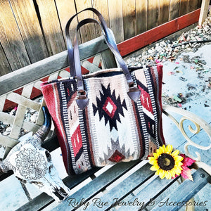 Our Fort Worth Tote - Ruby Rue Jewelry & Accessories