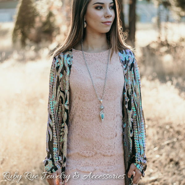 The Delilah Duster - Ruby Rue Jewelry & Accessories