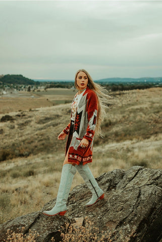 The Aspen Cardigan - Ruby Rue Jewelry & Accessories