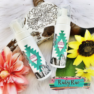 Desert Bronze Self Tanning Mousse - Ruby Rue Jewelry & Accessories