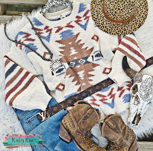 The Gunnison Aztec Sweater