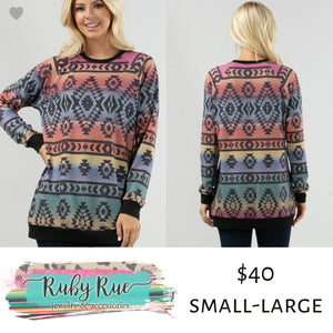 The Rowan Tunic - Ruby Rue Jewelry & Accessories