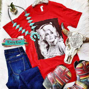Be Like Dolly Tee - Ruby Rue Jewelry & Accessories