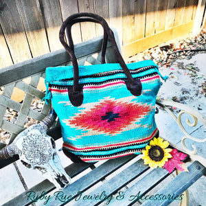 The Dallas Tote - Ruby Rue Jewelry & Accessories